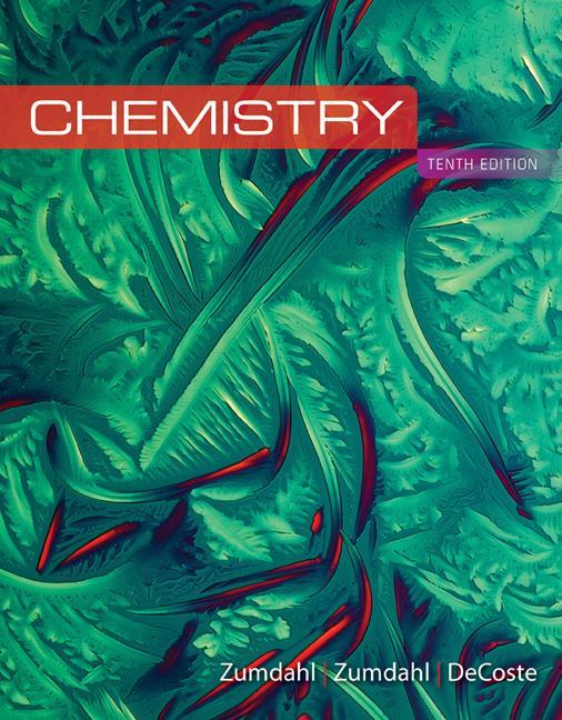 Cover of AP Chemistry book.