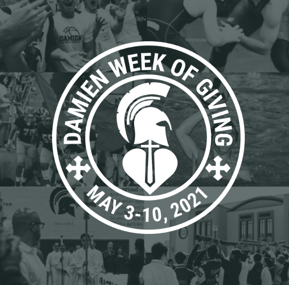 Damien's Week of Giving is Coming May 3-10, 2021 Featured Photo