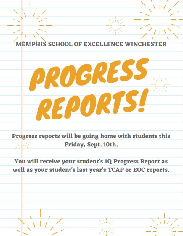 1Q Progress Reports