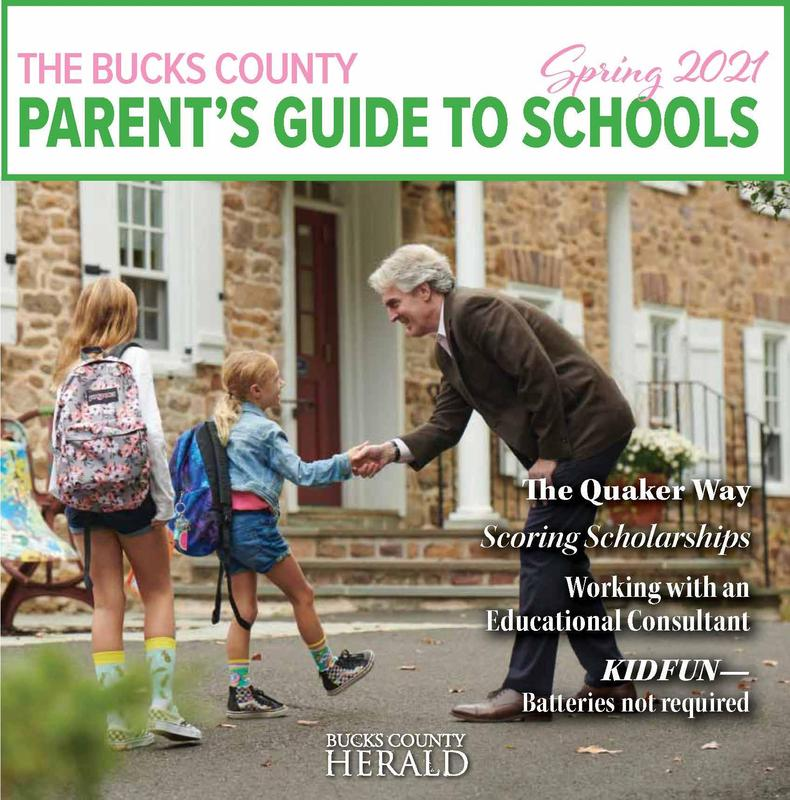Bucks County Herald's Spring 2021 Parents Guide to School