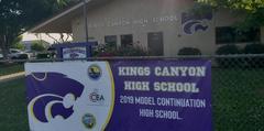 Model School Banner