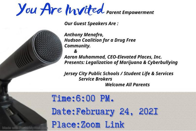Parent Meeting Feb 24, 2021