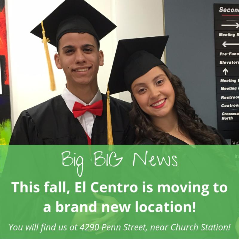 El Centro has a new home