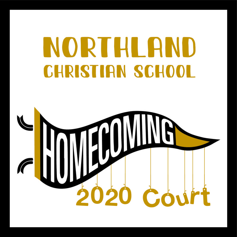 Homecoming Court logo