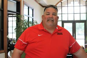 COCISD Athletic Director Ken Stanley