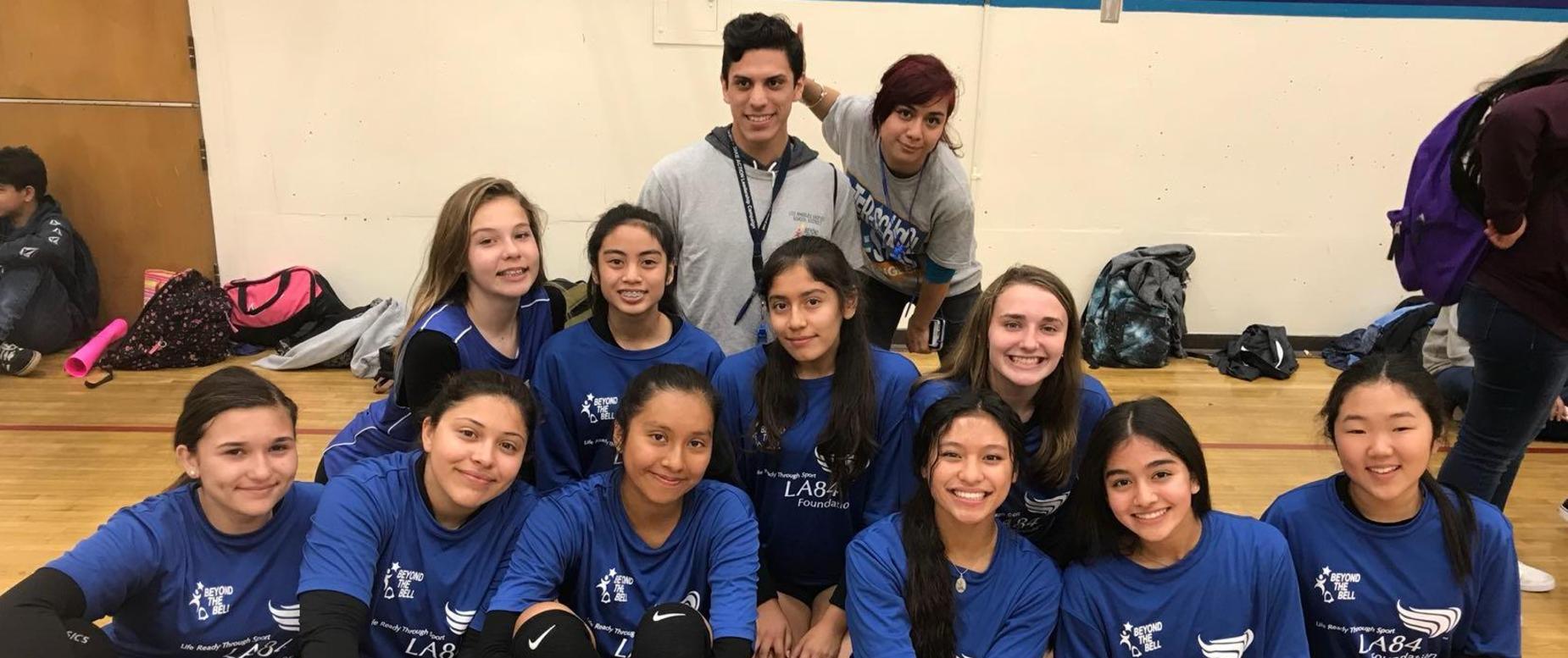 Mt Gleason VolleyBall District Champions