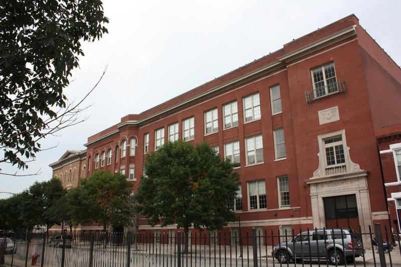 James Ward School