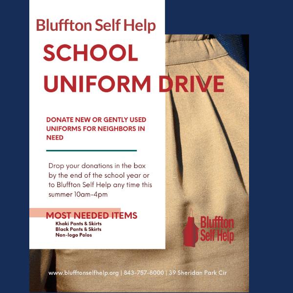 School Uniform Drive