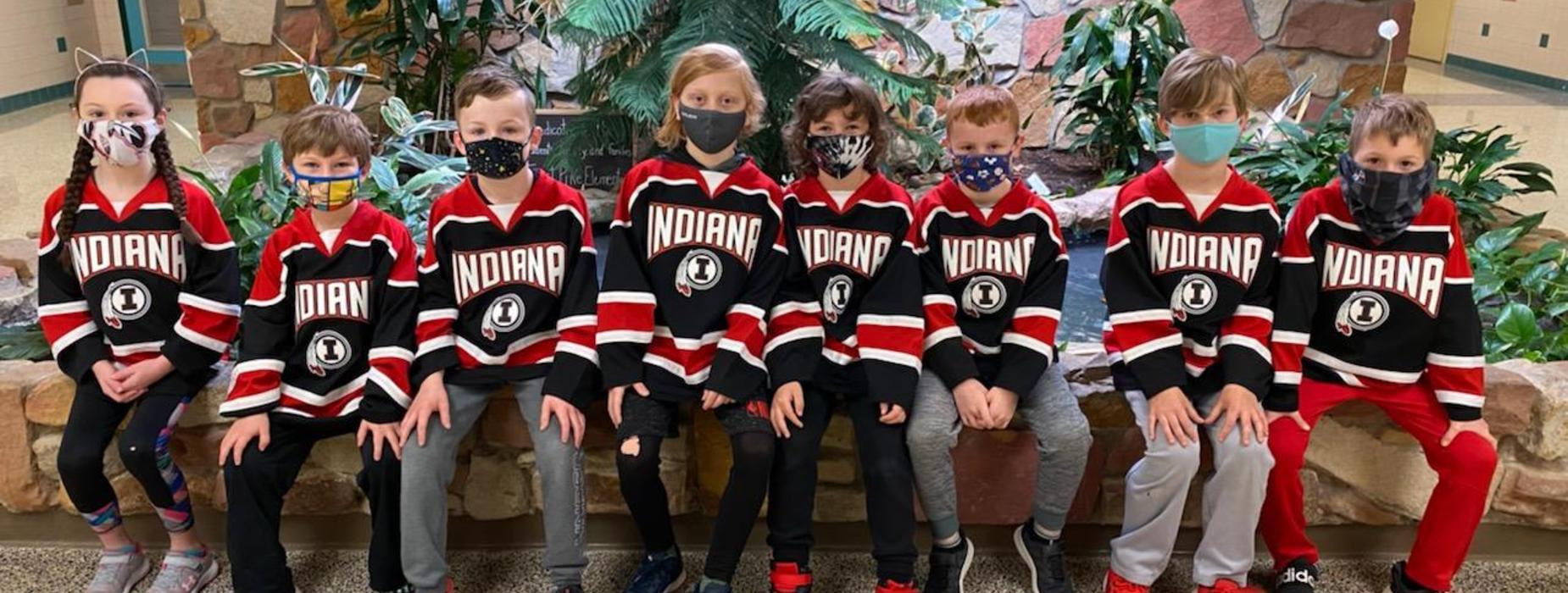 Hockey Spirit Day