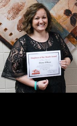 picture of Dana Hilton