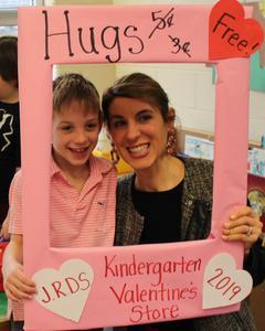 Kindergarten Valentine's Store