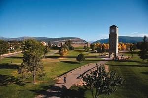 fort lewis campus