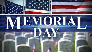 text 'memorial day'