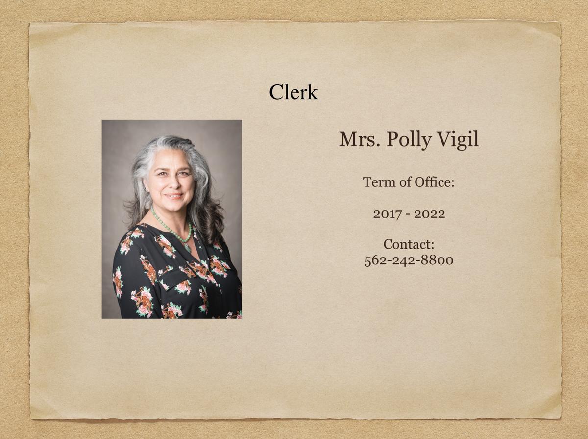 Poly Vigil Board Member