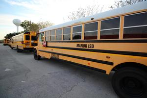 Manor ISD bus