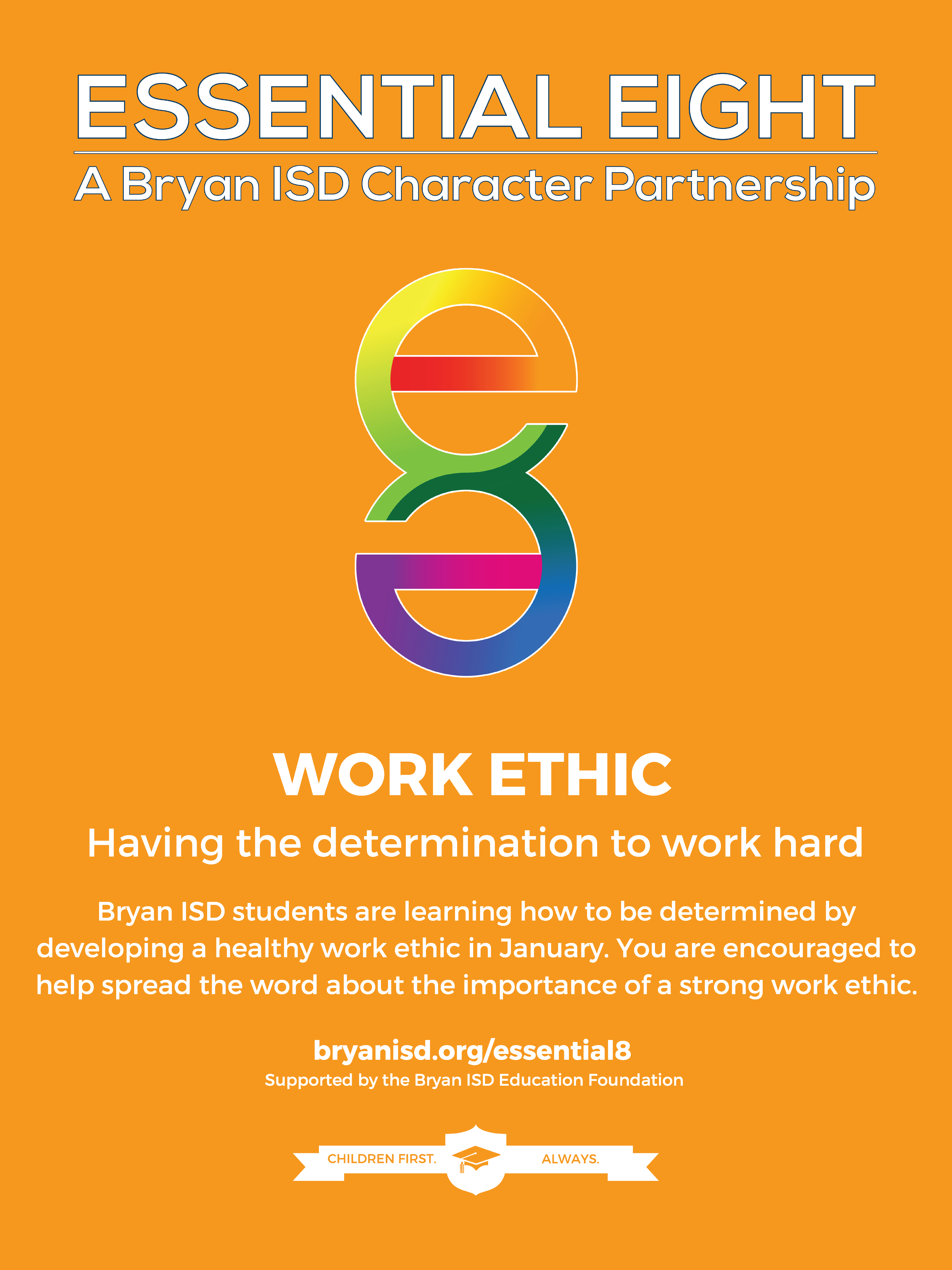 Work Ethic Poster