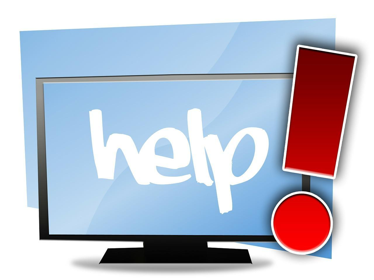 Request Technical Support From Home During School Closure Image