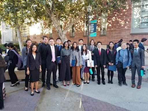 FVHS Model United Nations starts off strong with conference at UCLA Featured Photo