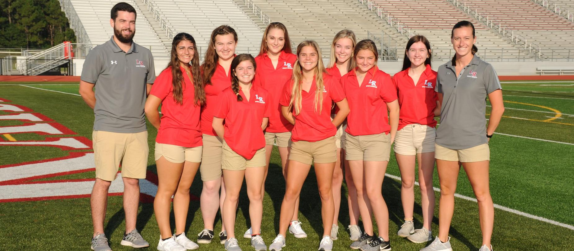 LHS Athletic Trainers