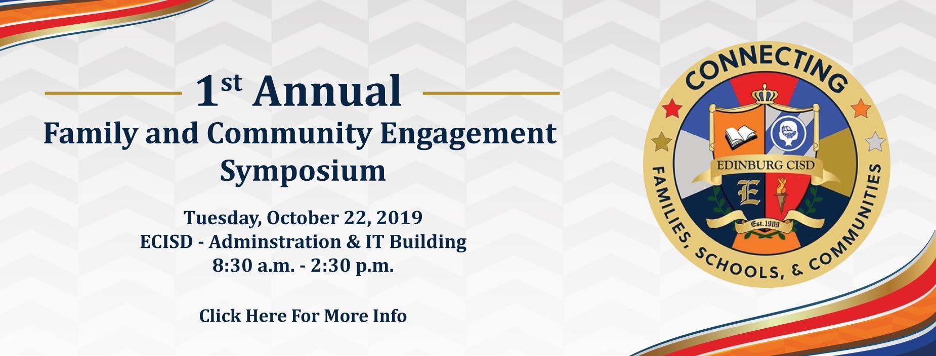 2019 Symposium Banner