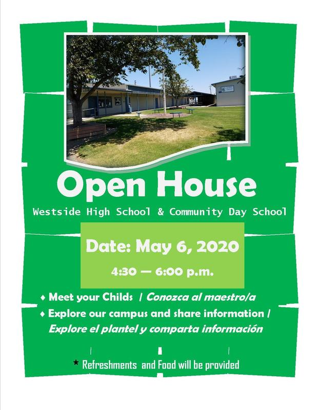 Open House 2019-20 Featured Photo