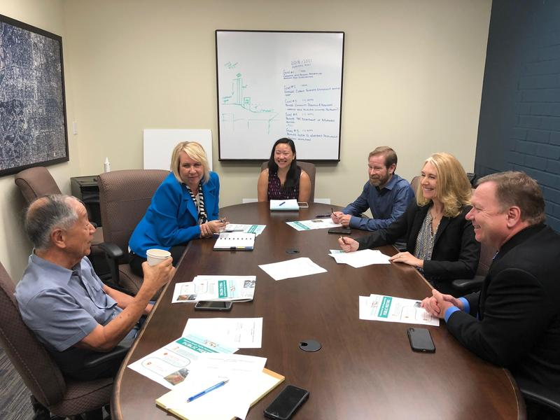Meeting between SPUSD and City of So Pas