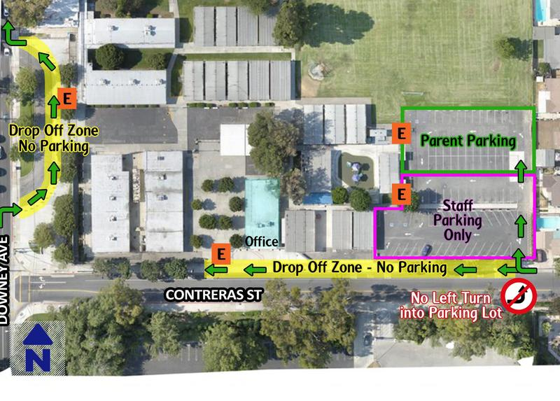New Wirtz Student Drop Off Map Featured Photo