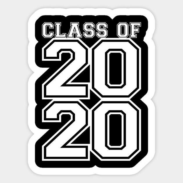 Class of 2020 Clip Art