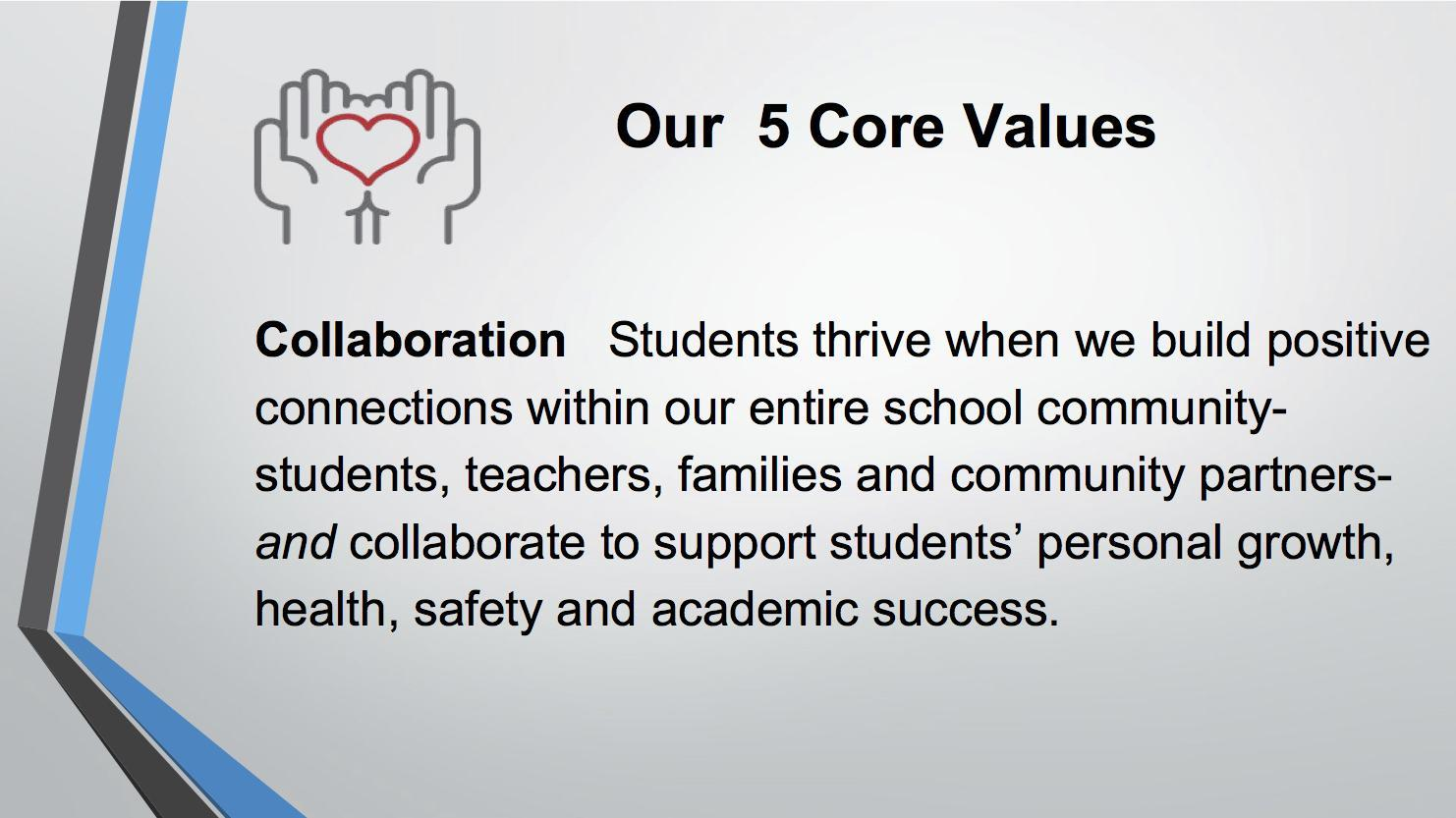 Core Values Page 2