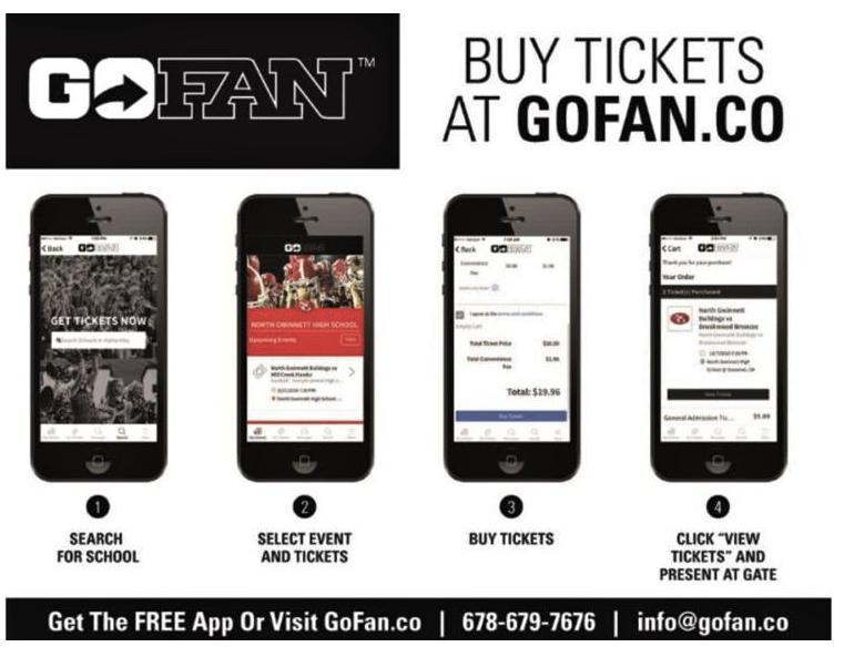 GoFan.co website