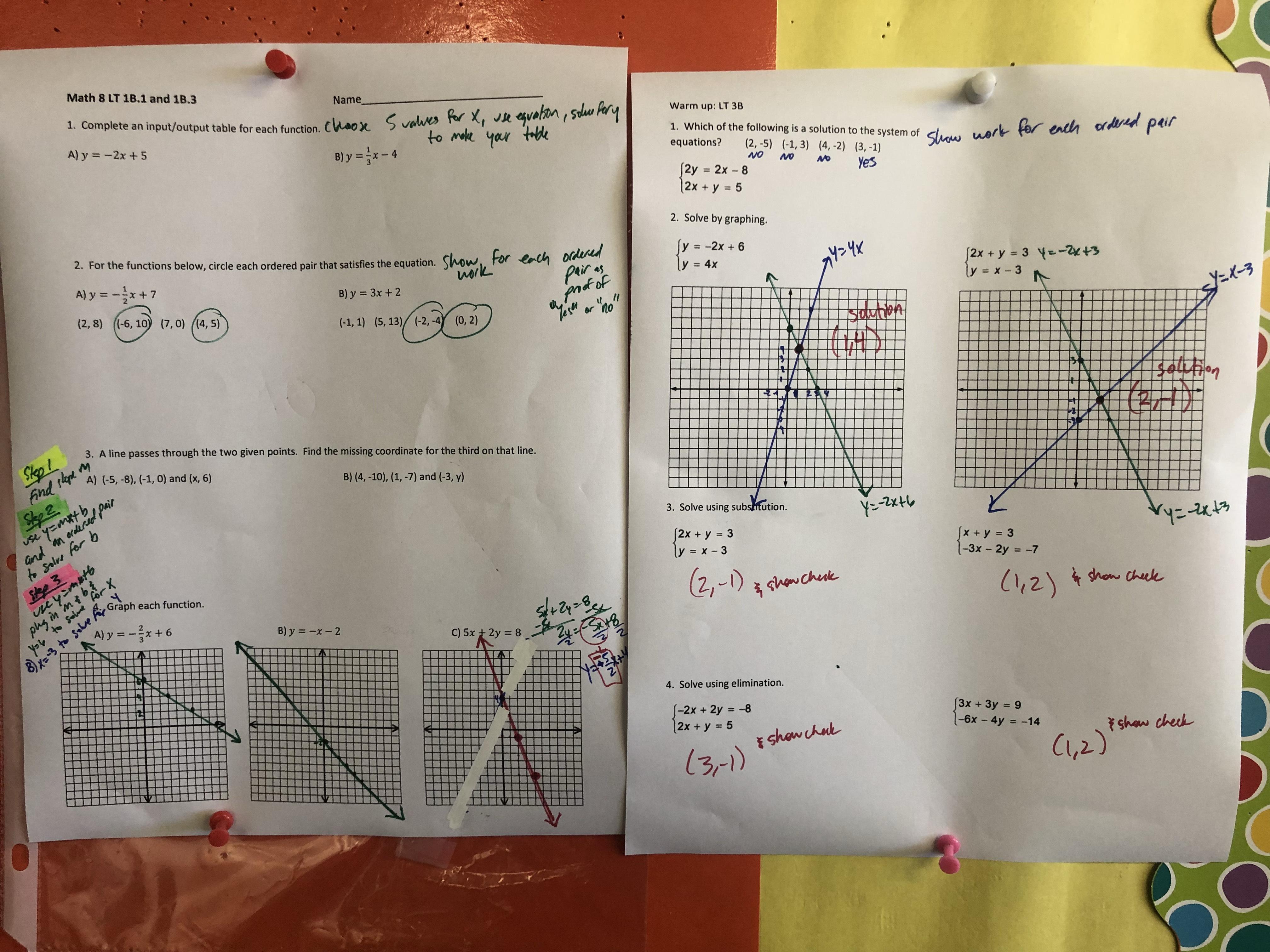 Grade 10 Math Answer Key Pdf Unit 3 - Gamers Smart
