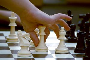 Pine Ridge holds final chess tournament
