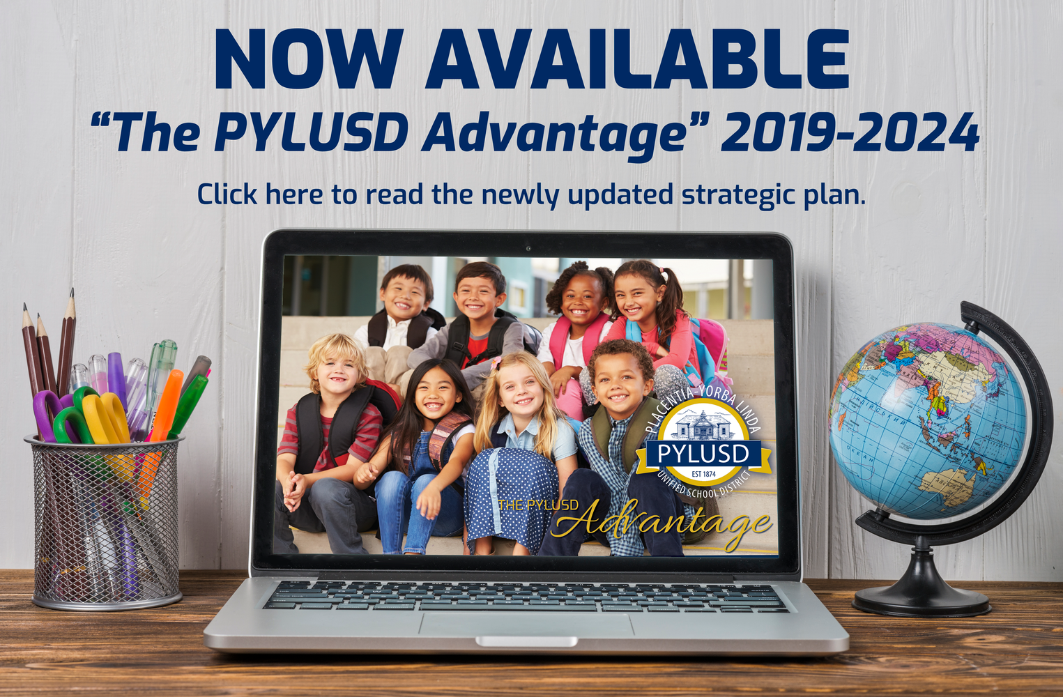 The PYLUSD Advantage is now available. Visit www.pylusd.org/advantage to see.