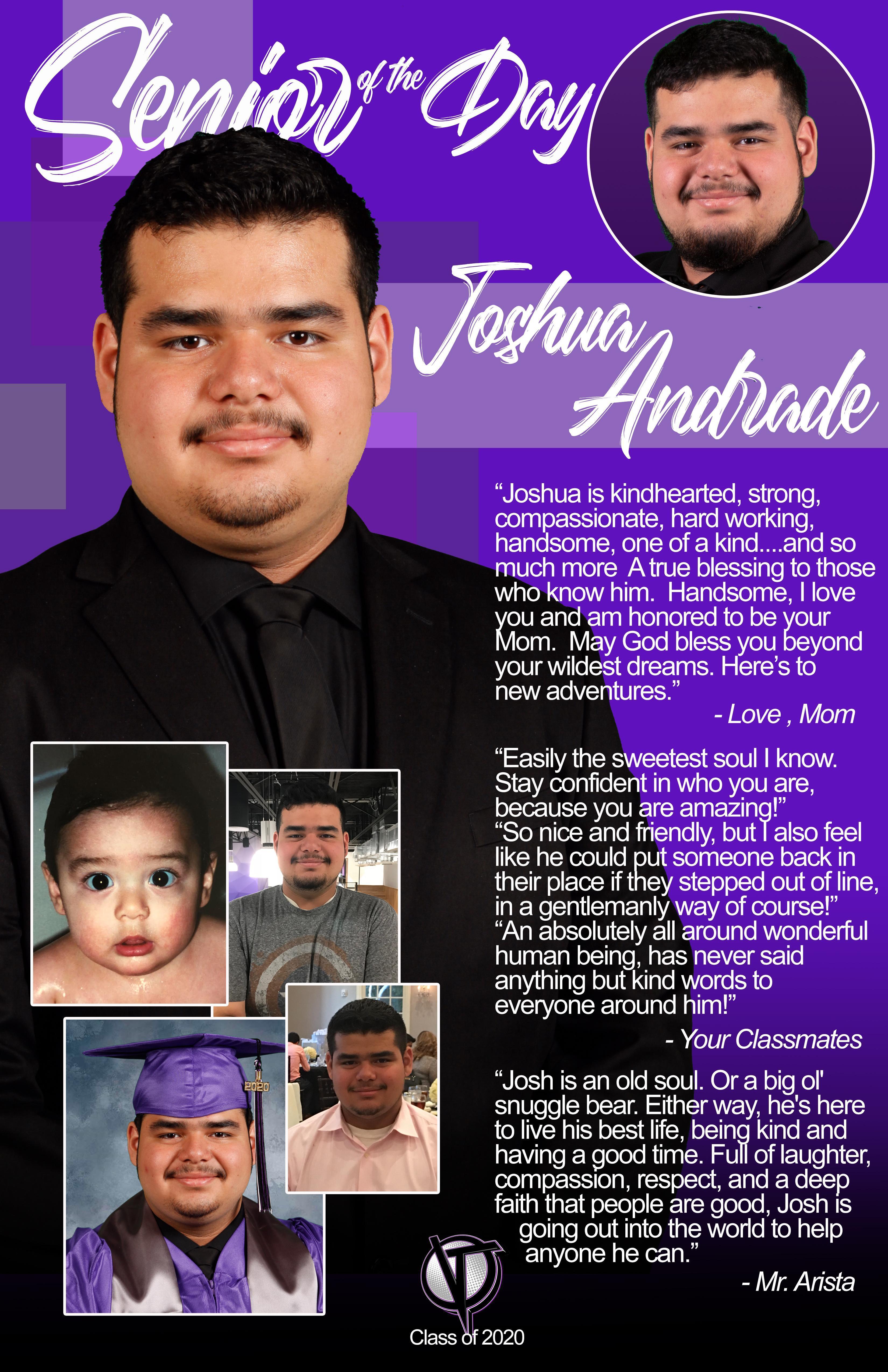 Joshua Andrade