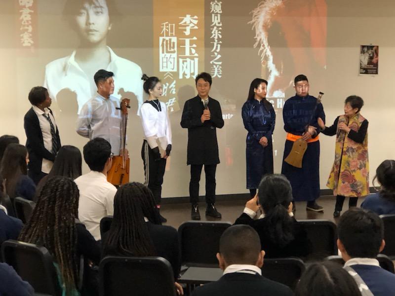 Yugang Li and China National Opera & Dance Drama theater perform at e3! Featured Photo