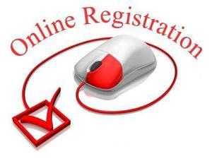 Online Registration Clip Art