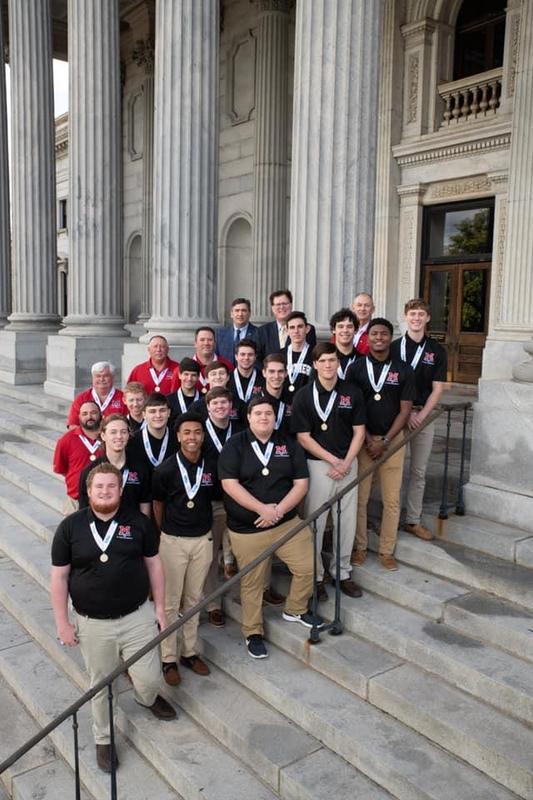 Baseball Team Honored Featured Photo