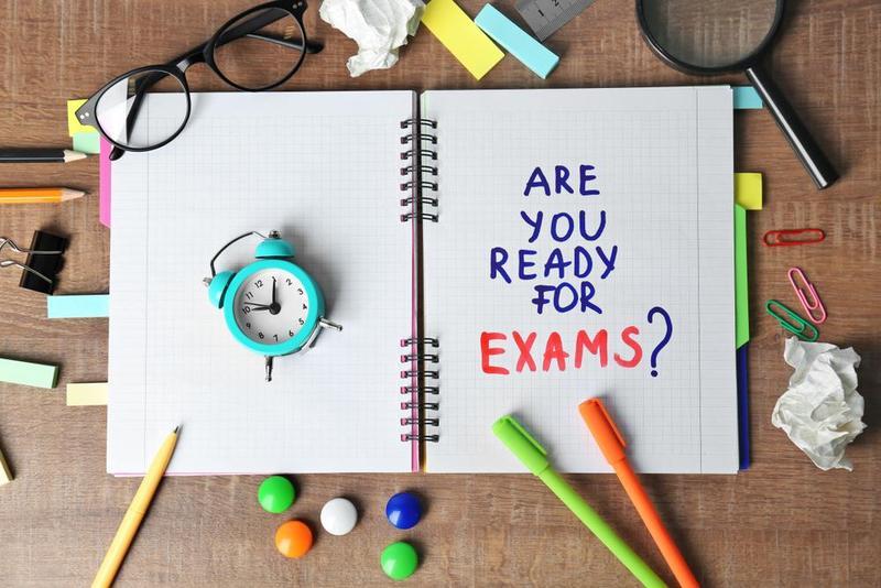 Final Exam Schedule Thumbnail Image