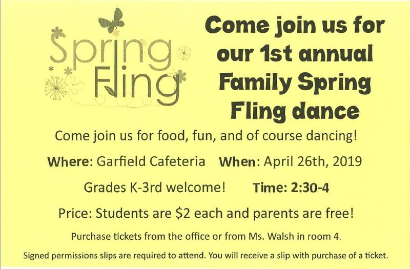Family Spring Fling Dance Featured Photo