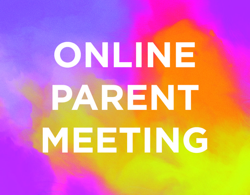 Online Parent Meeting