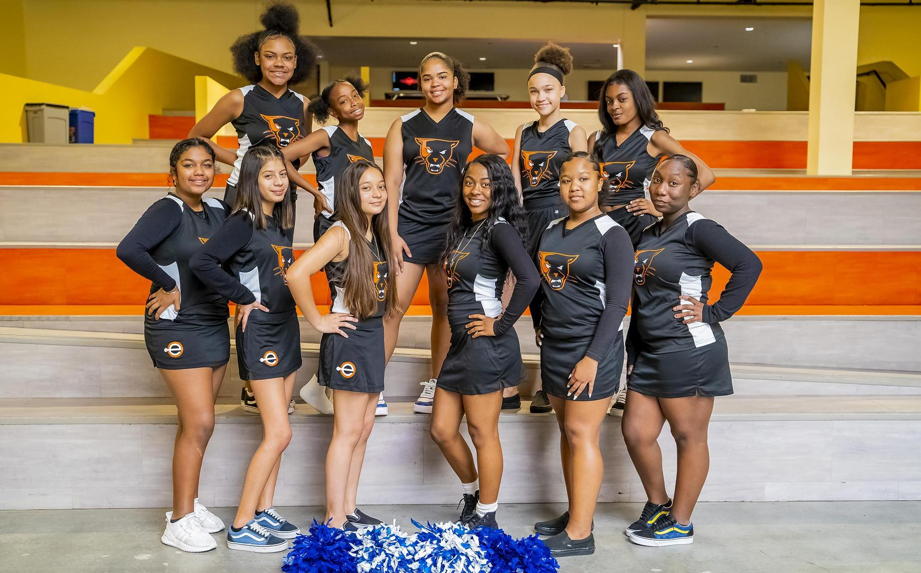 EHS Cheer Team