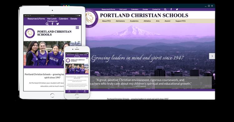 Best School & District Website Designs - Edlio Portfolio