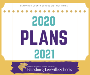 Lexington Three Releases Plans for 2020-2021 School Year