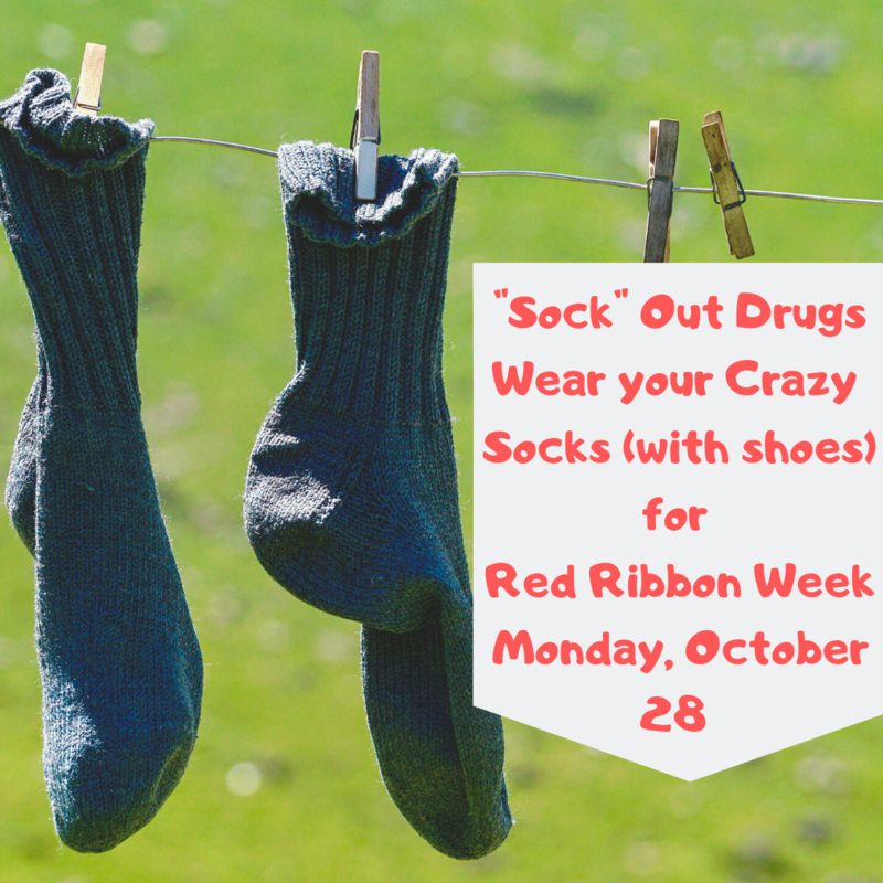 Sock out Drugs