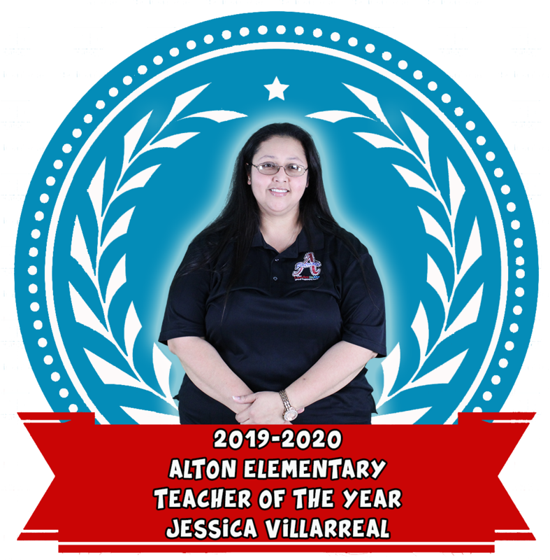 Congratulations to Mrs. Jessica Villarreal for making Teacher of the the Year! Featured Photo