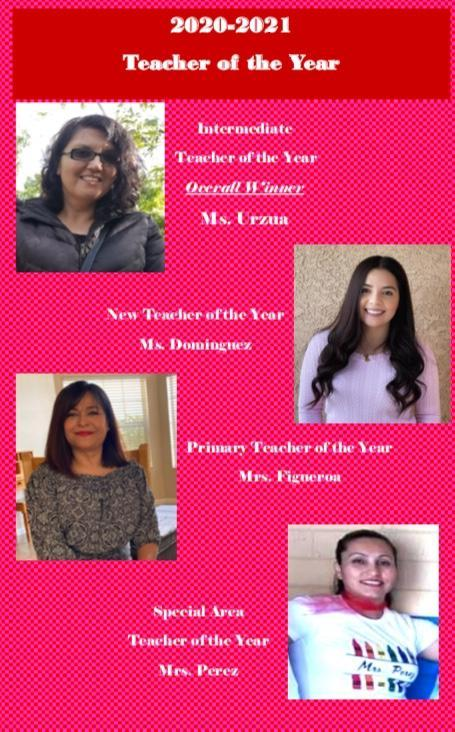 Teacher of the Year 2021!!!   We have awesome Teachers!! Featured Photo