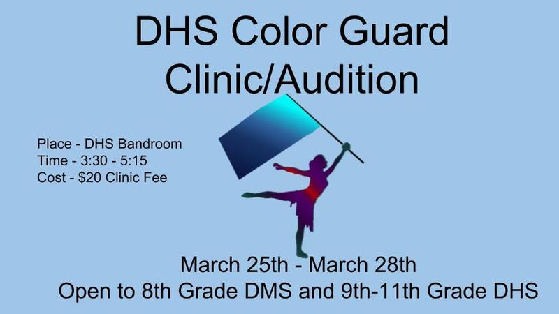 DHS CG Tryout