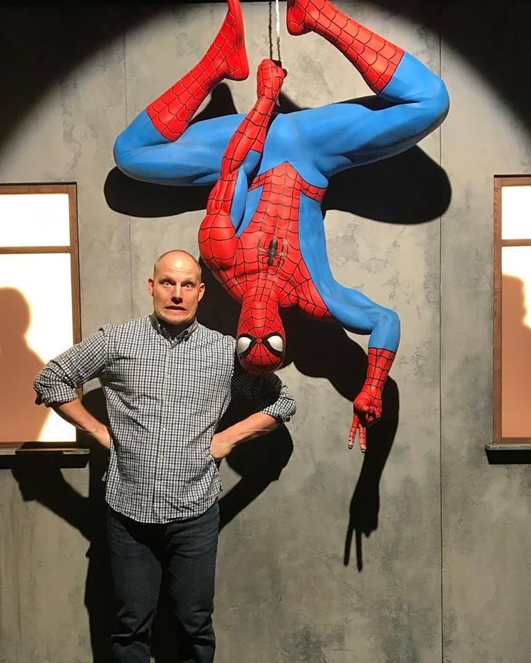 As an avid comic book fan, visiting the Franklin Institute was first rate! Exploring the Marvel exhibit was phenomenal!
