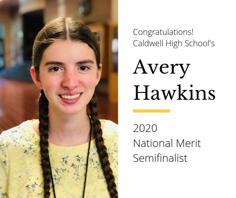 photo of Avery Hawkins