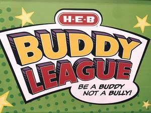 H-E-B Buddy League Logo